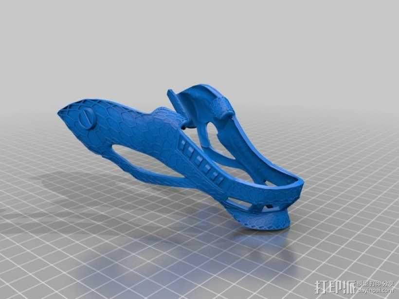 霸王龙头骨 3D模型  图13