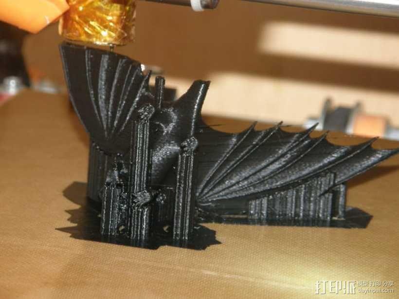 无牙夜煞模型 3D模型  图9