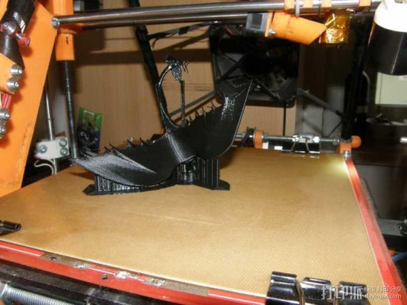 无牙夜煞模型 3D模型  图11