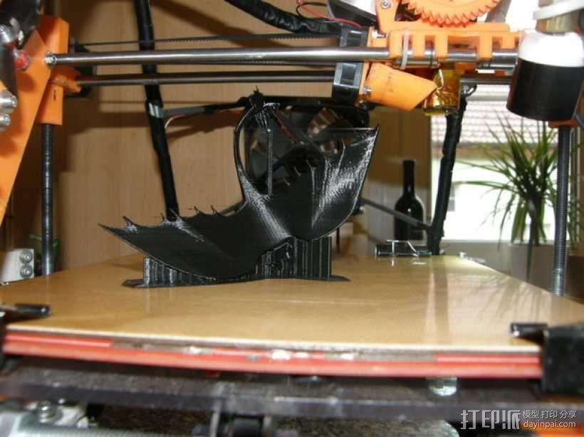 无牙夜煞模型 3D模型  图16