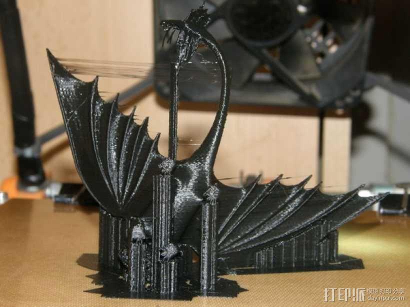 无牙夜煞模型 3D模型  图15