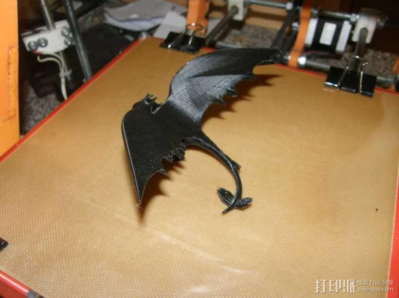 无牙夜煞模型 3D模型  图14