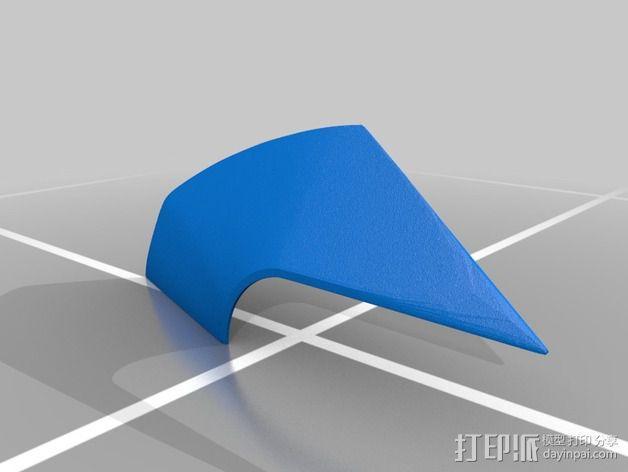 钢铁侠盔甲前臂 3D模型  图2