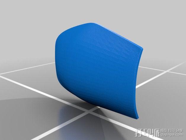 钢铁侠盔甲前臂 3D模型  图5