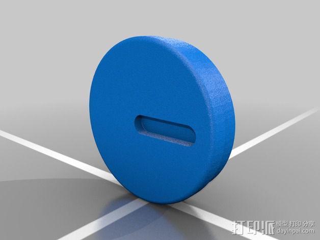 钢铁侠盔甲前臂 3D模型  图8