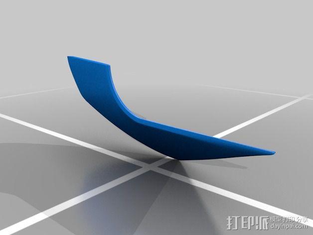 钢铁侠盔甲前臂 3D模型  图9