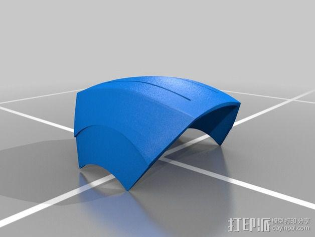 钢铁侠盔甲前臂 3D模型  图7
