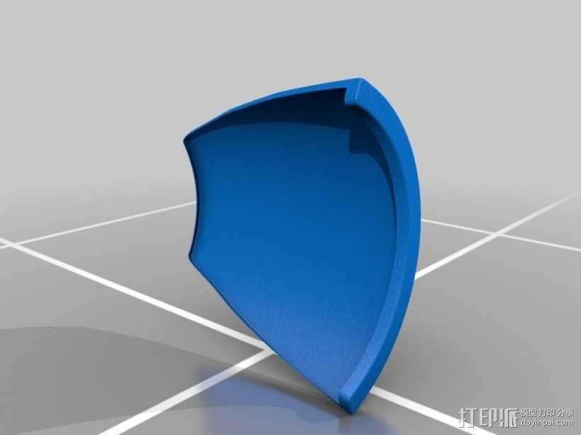 钢铁侠盔甲前臂 3D模型  图10