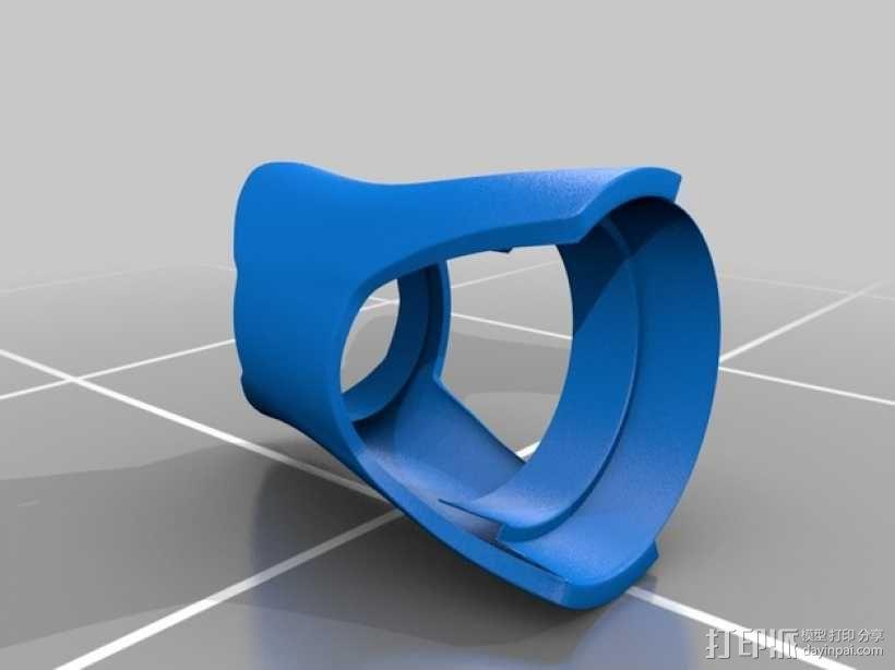 钢铁侠盔甲前臂 3D模型  图11