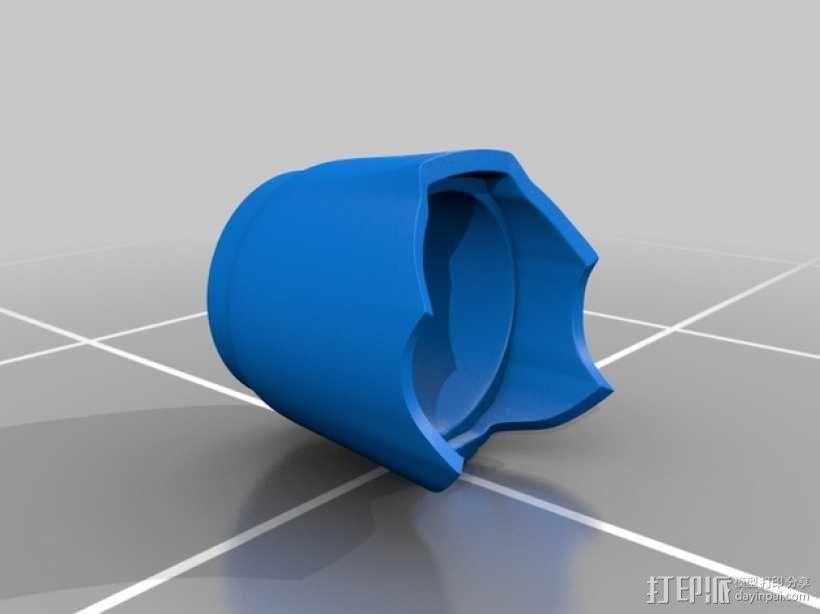 钢铁侠盔甲前臂 3D模型  图13