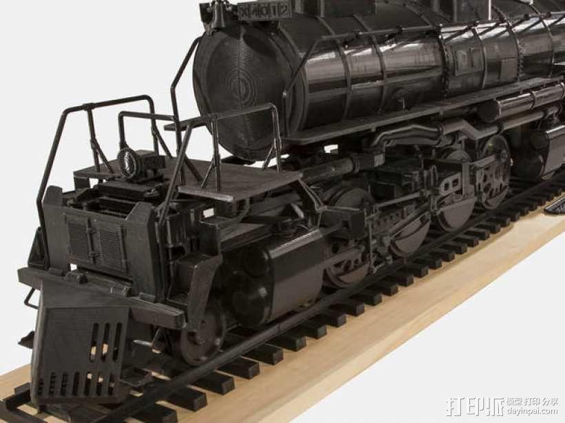 火车驱动轮 3D模型  图3