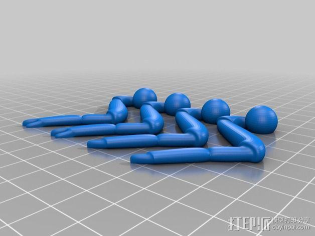 大龙虾 3D模型  图9