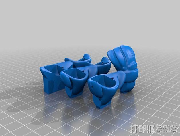大龙虾 3D模型  图13