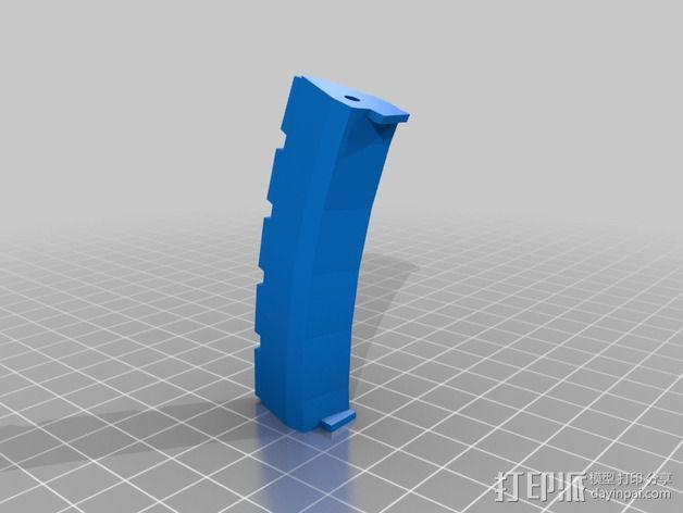 深空九号飞船 3D模型  图8