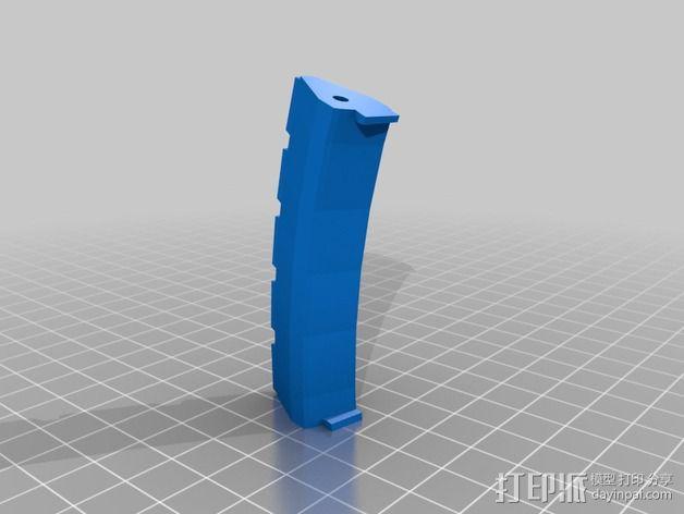 深空九号飞船 3D模型  图10