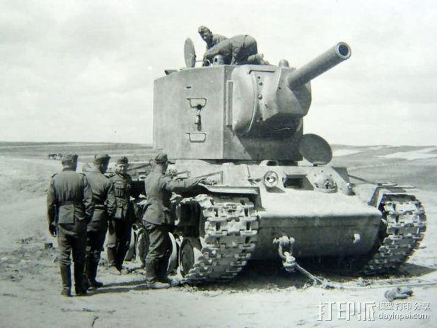 坦克模型 3D模型  图5