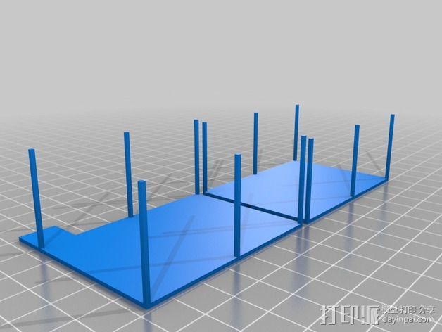 澳洲联储大厦模型 3D模型  图9