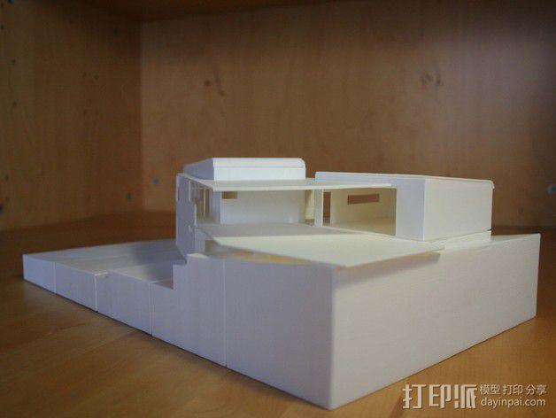 澳洲联储大厦模型 3D模型  图6