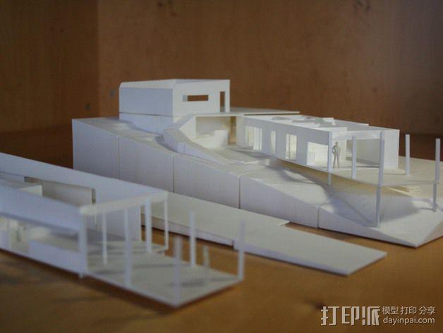 澳洲联储大厦模型 3D模型  图8