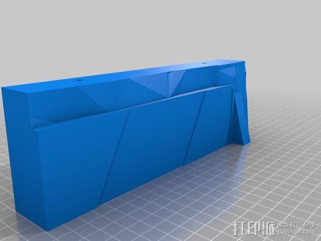 澳洲联储大厦模型 3D模型  图12