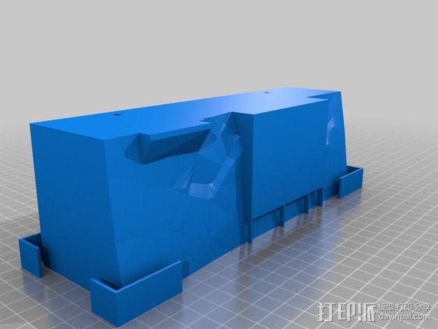 澳洲联储大厦模型 3D模型  图20