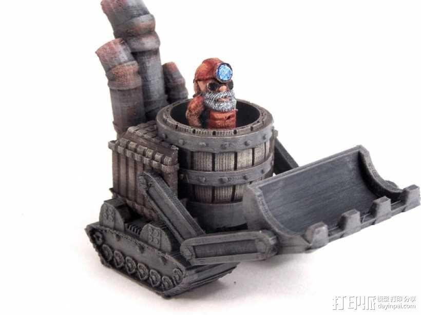 小矮人 3D模型  图8