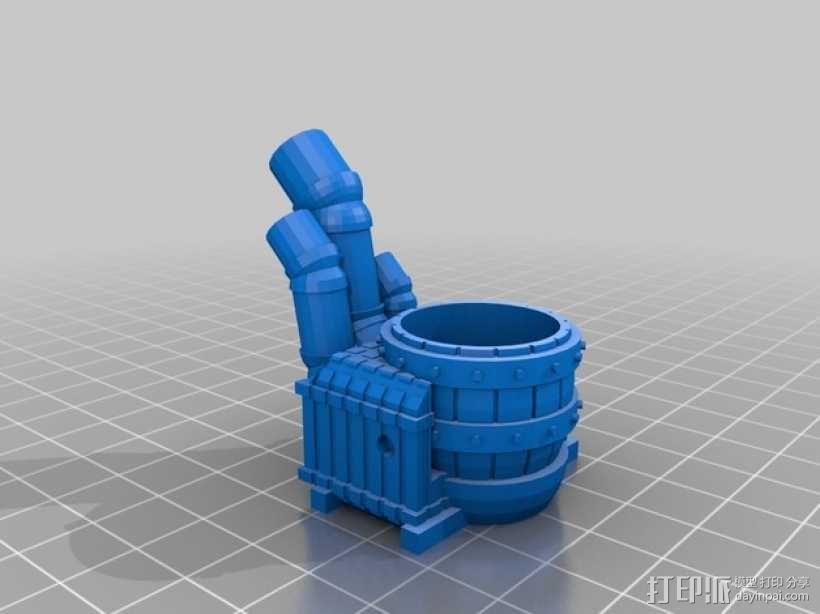 小矮人 3D模型  图14