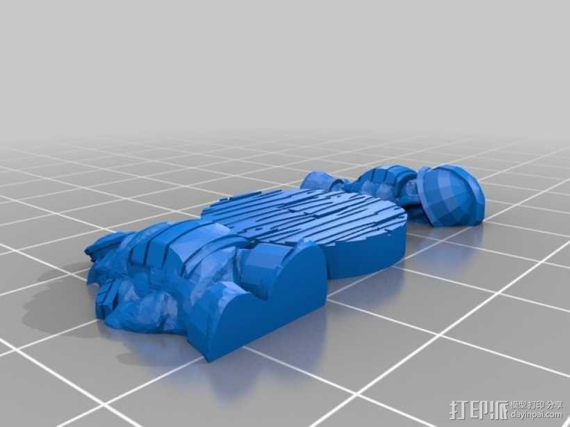 小矮人 3D模型  图15