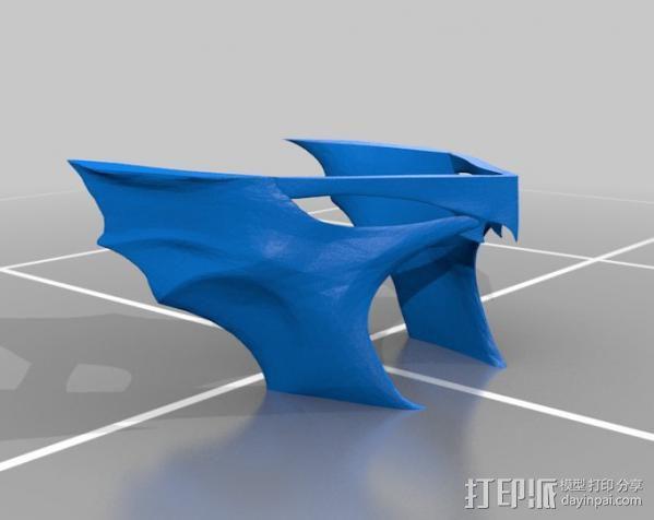 指环王精灵王子头盔 3D模型  图5
