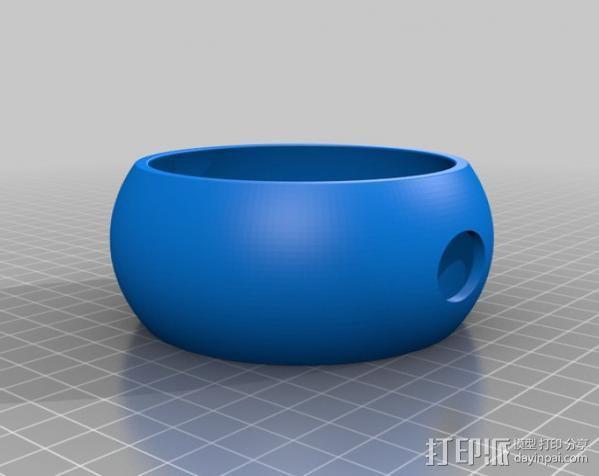 口袋妖怪 精灵球 3D模型  图5