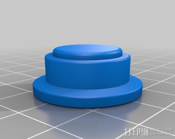 口袋妖怪 精灵球 3D模型  图6