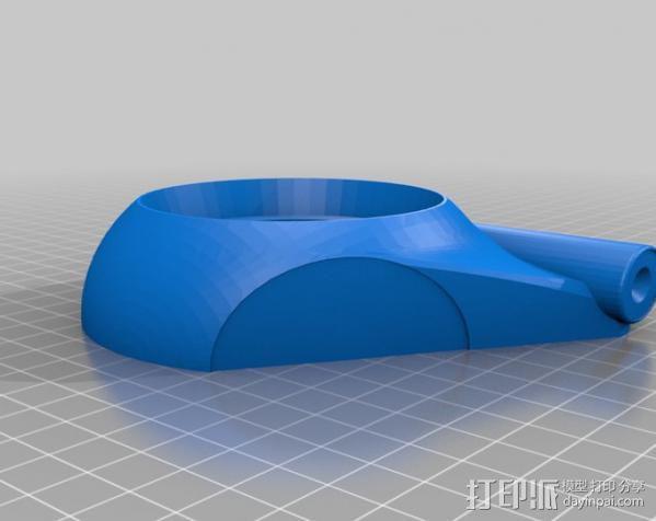 守卫者号无人机 3D模型  图6