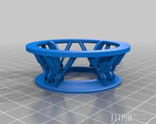 守卫者号无人机 3D模型  图8