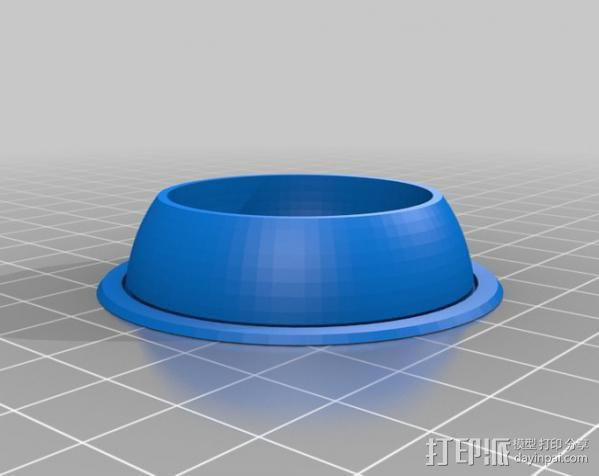 守卫者号无人机 3D模型  图9