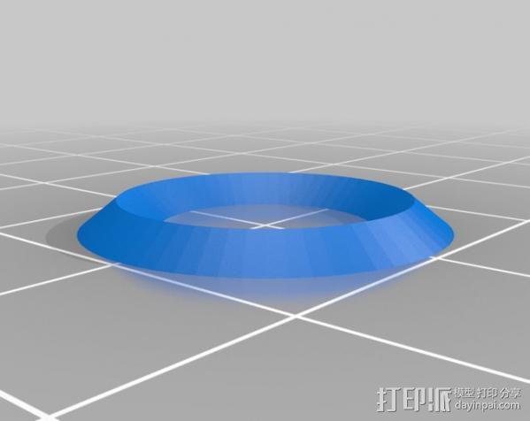 守卫者号无人机 3D模型  图10