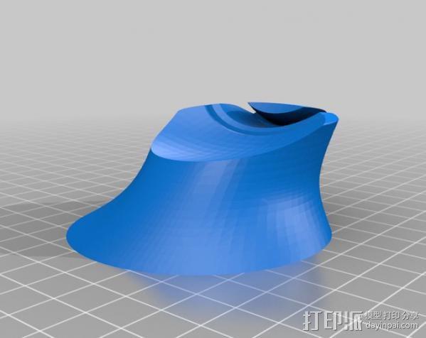 守卫者号无人机 3D模型  图14