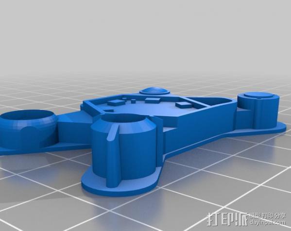 守卫者号无人机 3D模型  图13