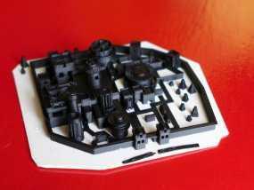 临冬城城堡模型 3D模型