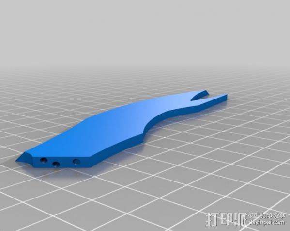 奇塔瑞权杖 3D模型  图34
