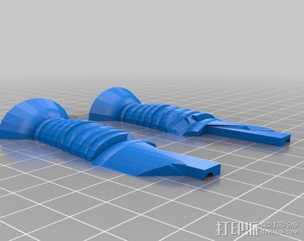 奇塔瑞权杖 3D模型  图42
