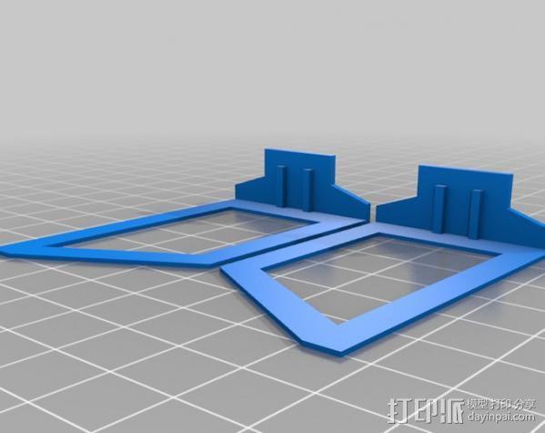 机遇号火星探测器 3D模型  图6
