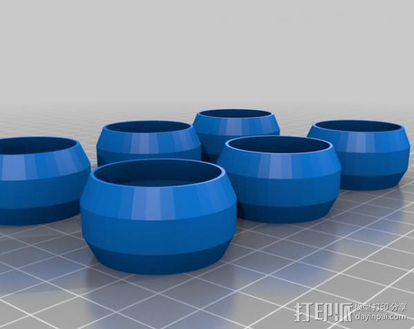 机遇号火星探测器 3D模型  图5