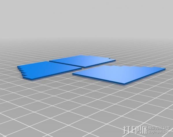 机遇号火星探测器 3D模型  图11