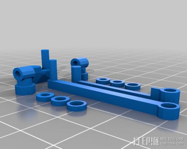 机遇号火星探测器 3D模型  图15