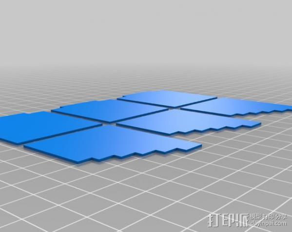 机遇号火星探测器 3D模型  图13