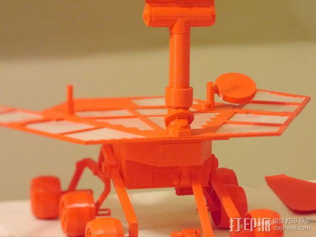 机遇号火星探测器 3D模型  图14