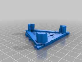野蛮人的瞭望塔 3D模型
