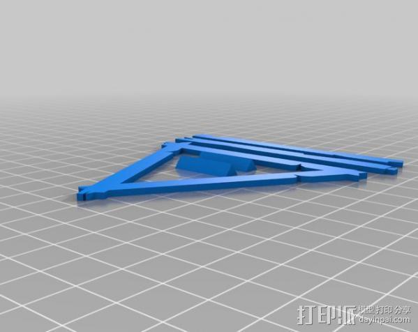 野蛮人的瞭望塔 3D模型  图4