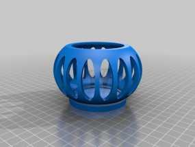 魔鬼瓶 3D模型