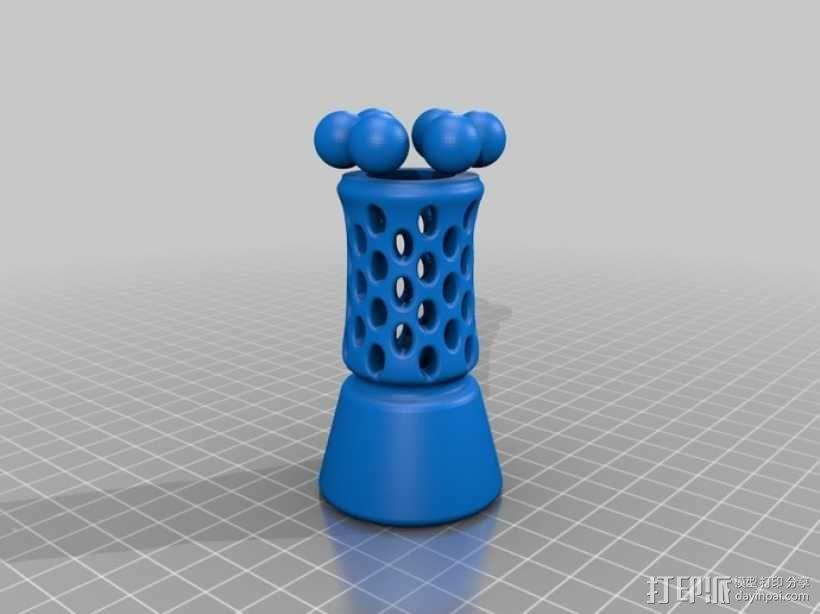 魔鬼瓶 3D模型  图5